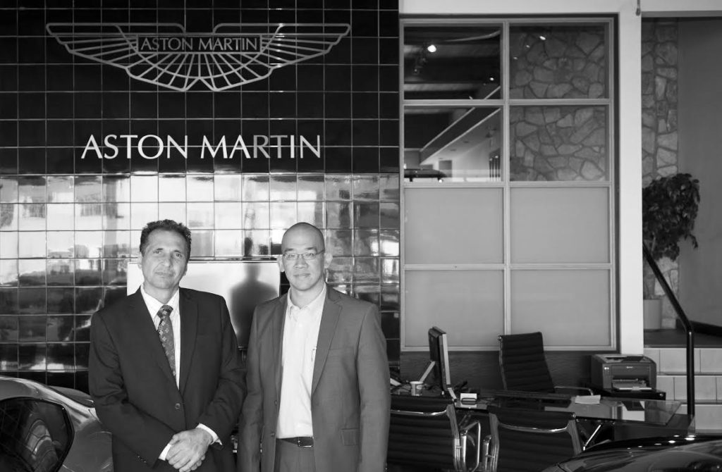 Aston Martin Wilson 3